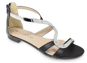 Lunar Sandals - Andie JLH807 Black