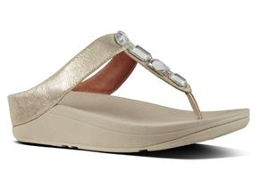 FITFLOP™ SANDALS - Roka™ Silver