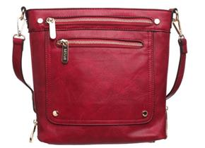 Bessie Bags - BL2755 Red