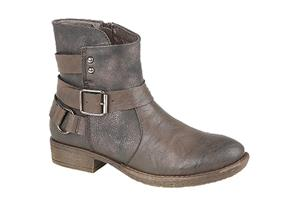 Cats Eyes Boots - L313 Brown