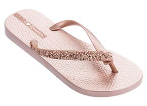 Ipanema Sandals - Glam special Crystal Rose
