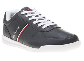 Tommy Hilfiger Shoes - Lightweight Leather Sneaker Navy