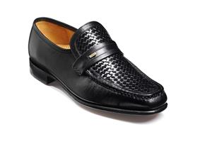 Barker Shoes - Adrian Black