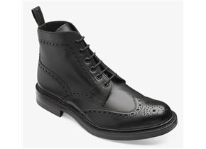 Loake Boots - Bedale Black