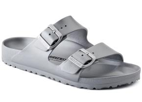 Birkenstock Sandals - Arizona EVA Silver