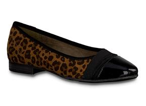 Jana Shoes - 22165-23 Leopard