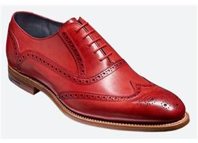 Barker Shoes - Valiant Red