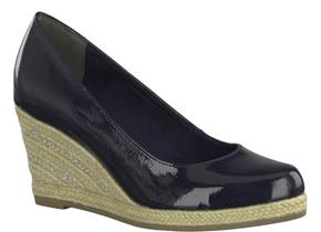 Marco Tozzi Shoes - 22440-28 Navy Patent