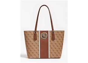Guess Bags - Open Road Tote Brown