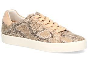 Caprice Shoes - 23203-24 Beige Snake