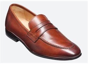 Barker Shoes - Ledley Cherry