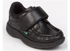 Kickers Shoes - Reasan Sawrus Black