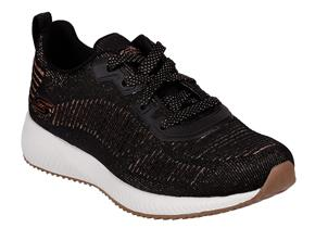 Skechers Shoes - Bobs Squad 31347 Black Multi