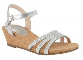 Lotus Sandals - Mandy ULP117 Silver