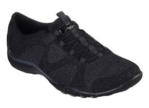 Skechers Shoes - Breathe Easy Opp 23855 Black