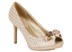 Ruby Shoo - Sonia Rose Gold