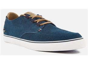 Lacoste Shoes - Esparre Deck 118 Blue