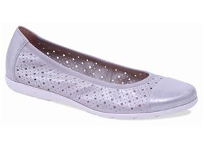 Caprice Shoes - 22151-20 Silver