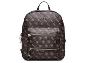 Guess Bags - Caley Backpack Brown