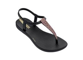 Ipanema Sandals - Kids Charm Glitter Sandal 21 Black