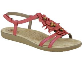 Earth Spirit Sandals - Victorville Red