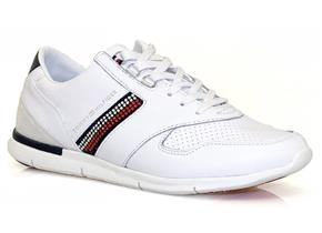 Tommy Hilfiger Shoes - Crystal Lightweight Sneaker White