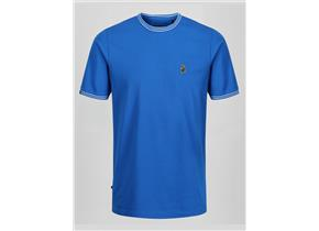 Luke T-Shirt - Traff 2 Blue