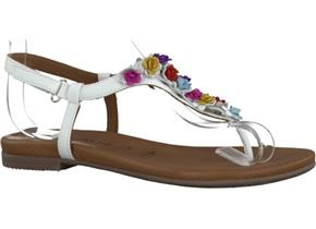 Tamaris Sandals - 28121-28 White Multi