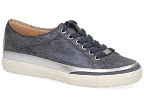 Caprice Shoes - 23654-24 Blue Print