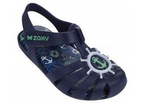 Zaxy Shoes - Baby Under The Sea Navy