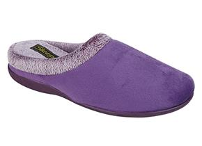 Sleepers Slippers - Glenys LS960 Purple