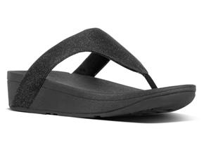 FitFlop™ Sandals - Lottie™ Glitzy Black