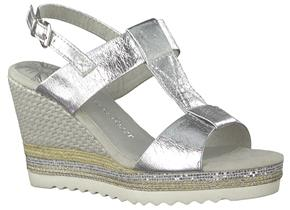 Marco Tozzi Sandals - 28709-22 Silver