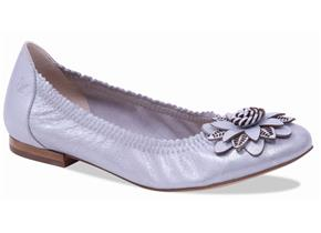 Caprice Shoes - Tasina 22103-20 Silver