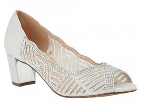 Lotus Shoes - Immy ULS165 Silver