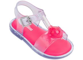 Melissa Shoes - Mini Mar Lollypop Clear Contrast