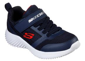 Skechers Shoes - Bounder 98302 Navy Black