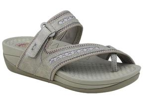 Earth Spirit Sandals - Lexington Khaki