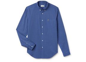 Lacoste Shirts - CH3940 Navy Multi