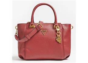 Guess Bags - Destiny Status Satchel Red