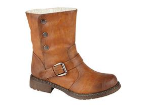 Cats Eyes Boots - L830 Tan