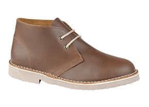 Roamers Shoes - M675 Brown