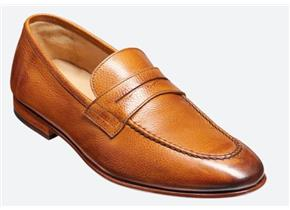 Barker Shoes - Ledley Cedar Grain