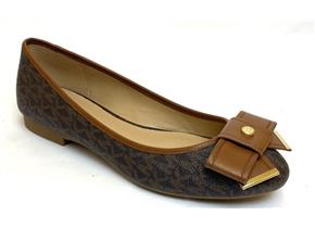 Michael Kors Shoes - Belle Ballet Brown