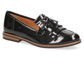 Caprice Shoes - 24200-23 Black Patent