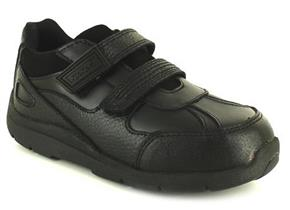 Kickers Shoes - Moakie Reflex Black