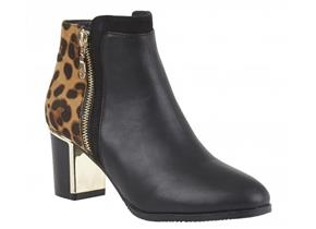 Lotus Boots - Greeve Leopard