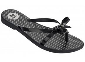 Zaxy Sandals - Fresh Bow Black