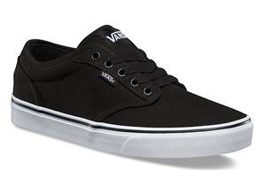 Vans Shoes - Atwood Lace Black/White