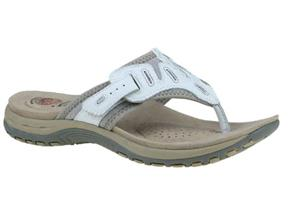 Earth Spirit Sandals - Palm Bay White